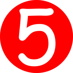 red-rounded-with-number-5-clip-art