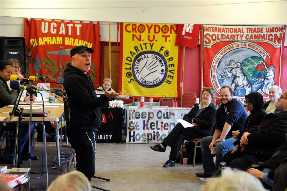 Croydon community building a People's Plan