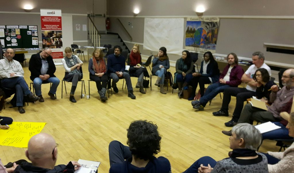 Democracy takes on neoliberalism at Glasgow conference