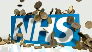 No more debt for the NHS.
