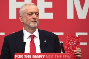 Jeremy Corbyn: for the many not the few