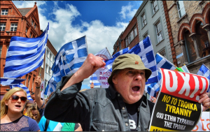 A new warning from Greece – loud and clear