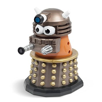 Dalek - the unfriendly face of robots