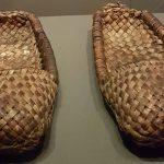 Birch bark shoes
