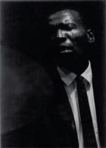 Roy DeCarava Elvin Jones 1961