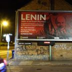 Lenin at the North Wall Art Centre Oxford