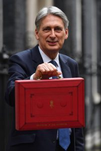 Hammond reboots austerity at our expense
