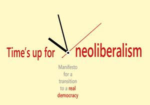 Times up for neoliberalism