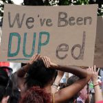 Grenfell demo - you've been DUPed