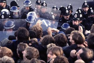 The miners strike of 1984-5. Betrayed.