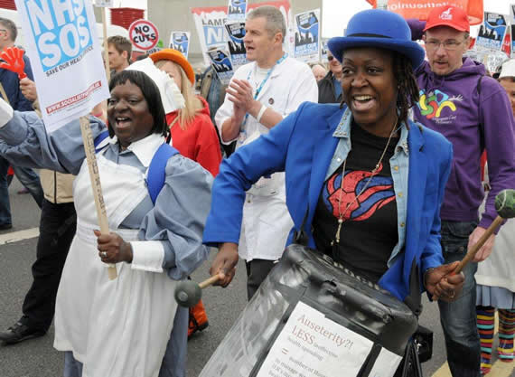 NHS needs a strong dose of democracy for its 70th birthday