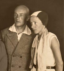 Katarzyna Kobro and Wladyslaw Strzemiński