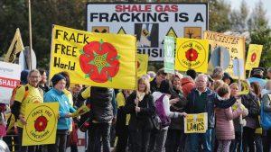 Fracking is Cracking Up