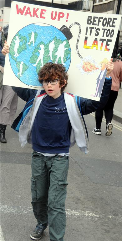 Schools Strike 4 Climate Action