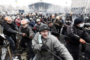 The struggle for real democracy and people's power in Ukraine