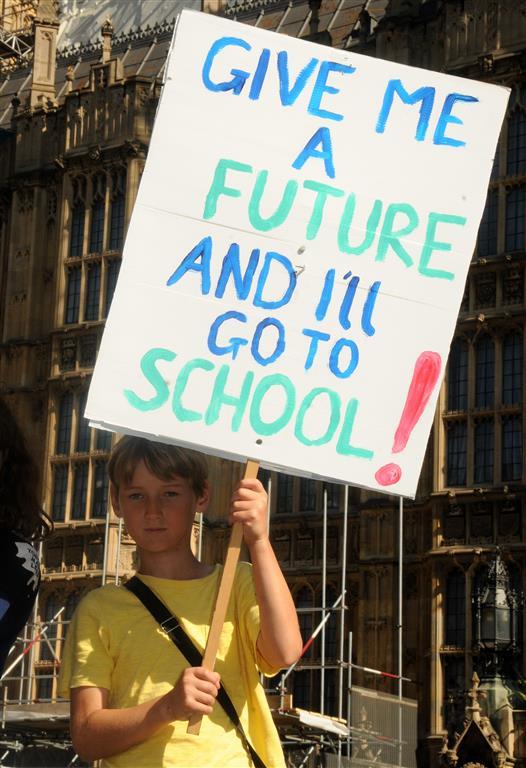 Global Climate Strike on 20 September in London