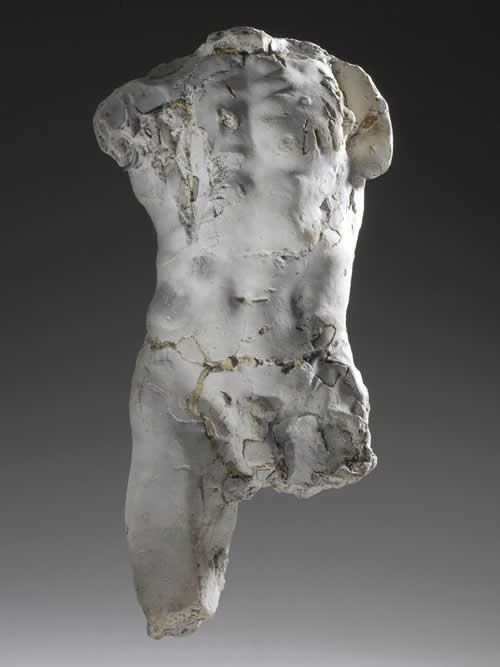 The agony and ecstasy of Rodin